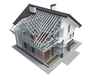 بازسازی ساختمان ، طراحی خانه ، طراحی ویلا